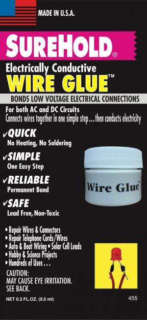 SH-455 Wire Glue